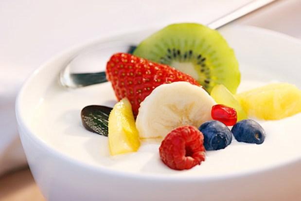 cal-in + yogurt