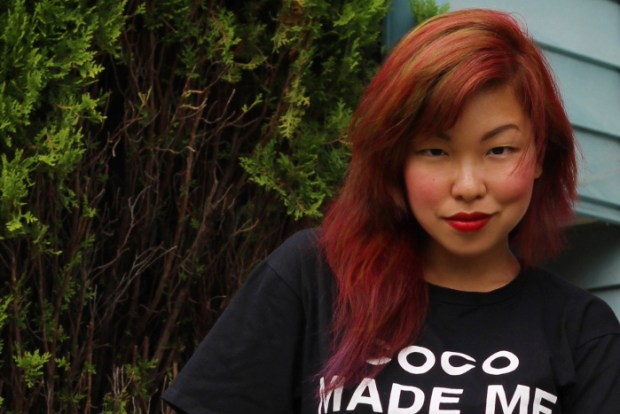 Funnest Girl, Garnier Color Styler, Ombre Hair, Red Hair, Temporary Hair Color