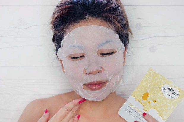 Esfolio Egg Essence Mask Review