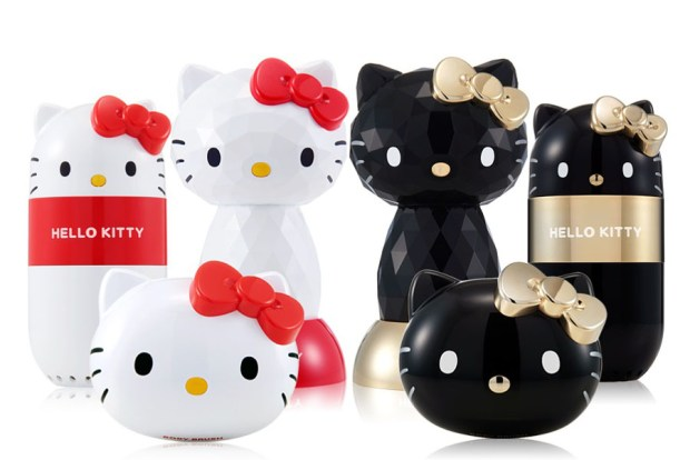 Tosowoong Hello Kitty Brush