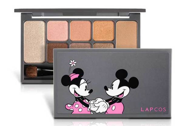 Lapcos x Disney Collaboration Disney Color-Fit Eye Shadow Kit