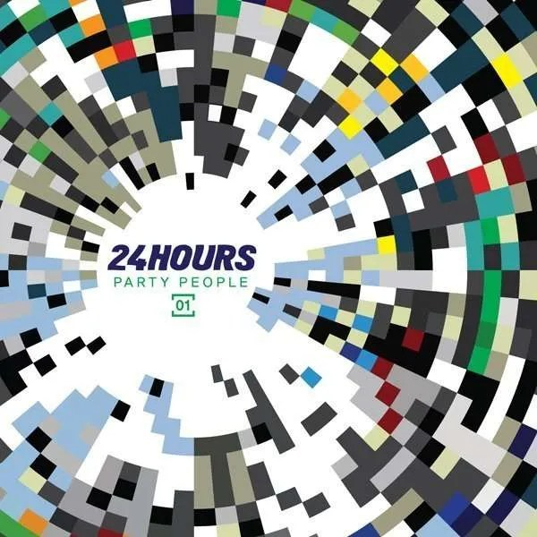 24hours party people