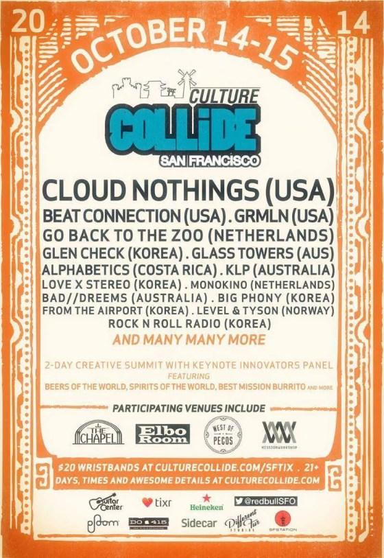 Culture Collide SF
