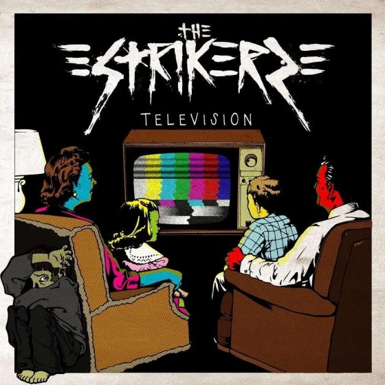 the strikers television