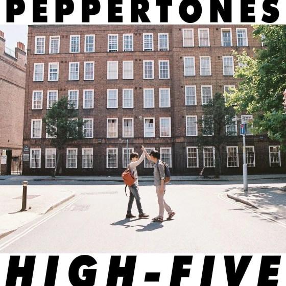 peppertones high-five