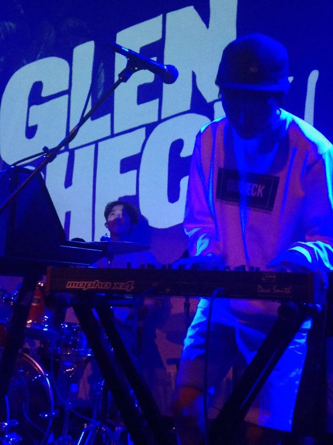 Glen Check Seoulsonic
