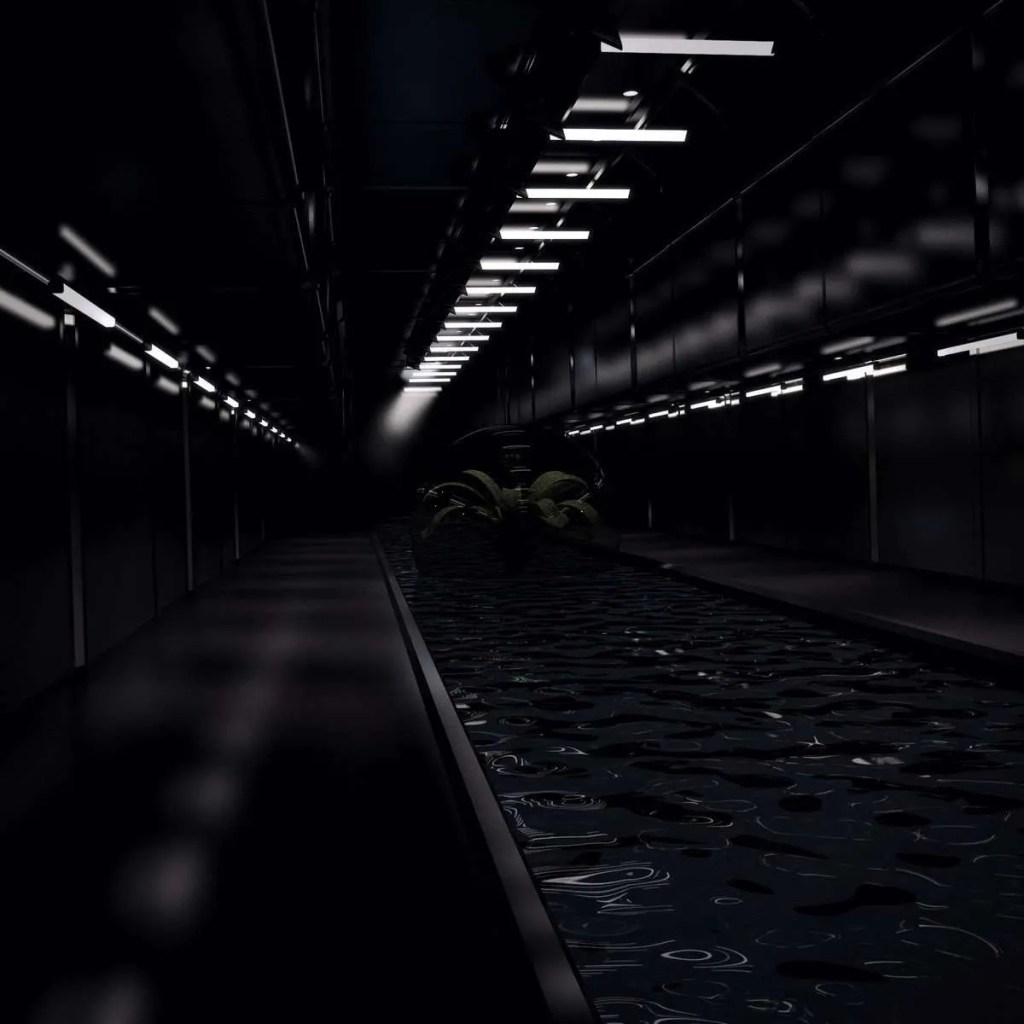graye junk pixel empty space