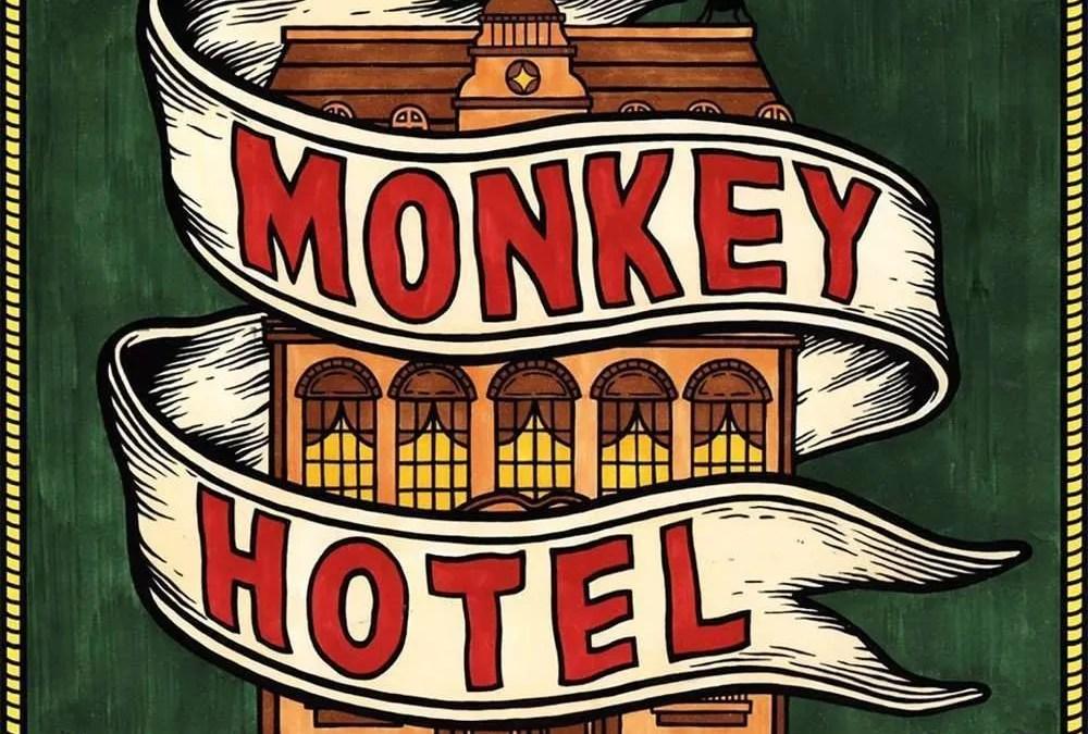 Jannabi (잔나비) : Monkey Hotel