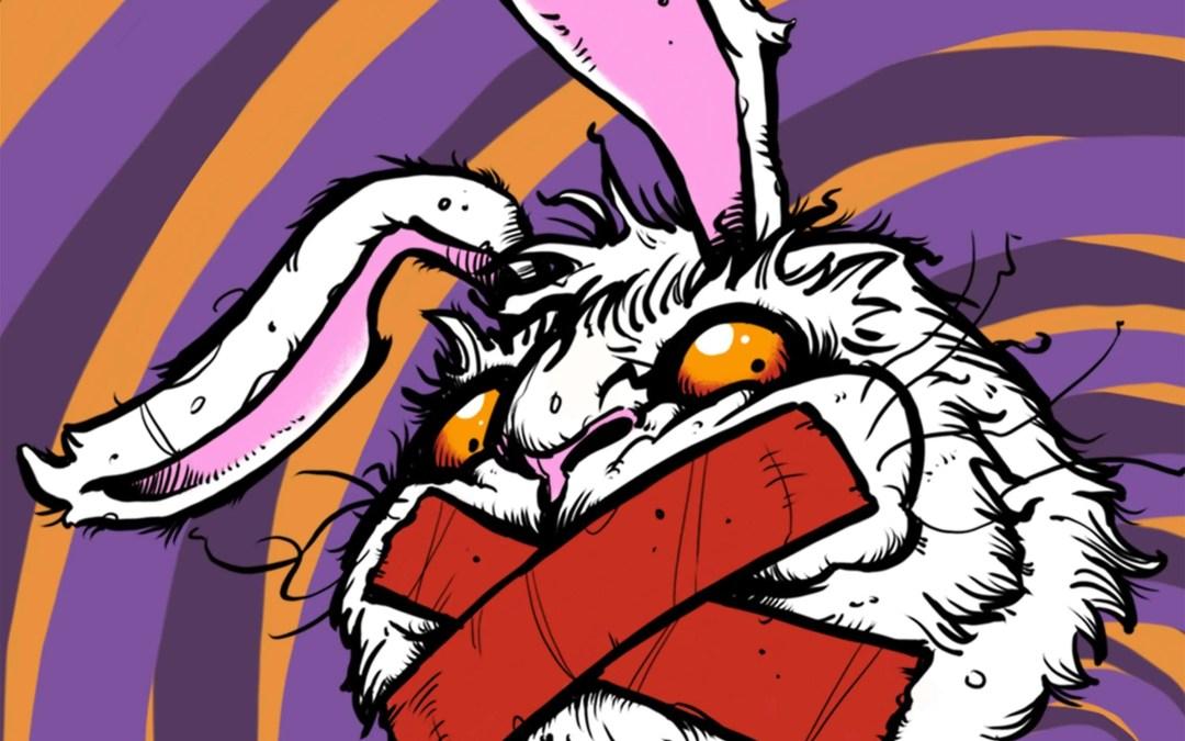 Dead Buttons : rabbit