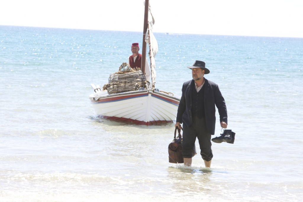 "A still from Russell Crowe's upcoming film ""The Water Diviner""(Courtesy of Prain Global)"