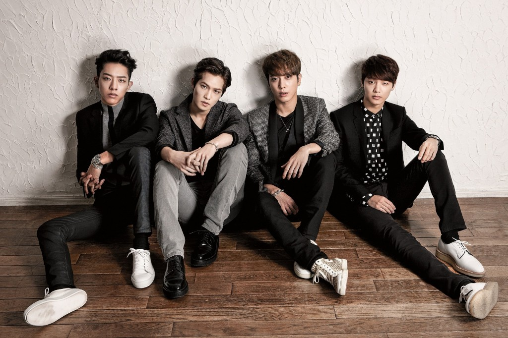 CN BLUE (FNC Entertainment)