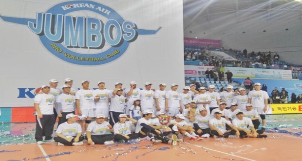 Incheon Jumbos Grab Regular Season Title