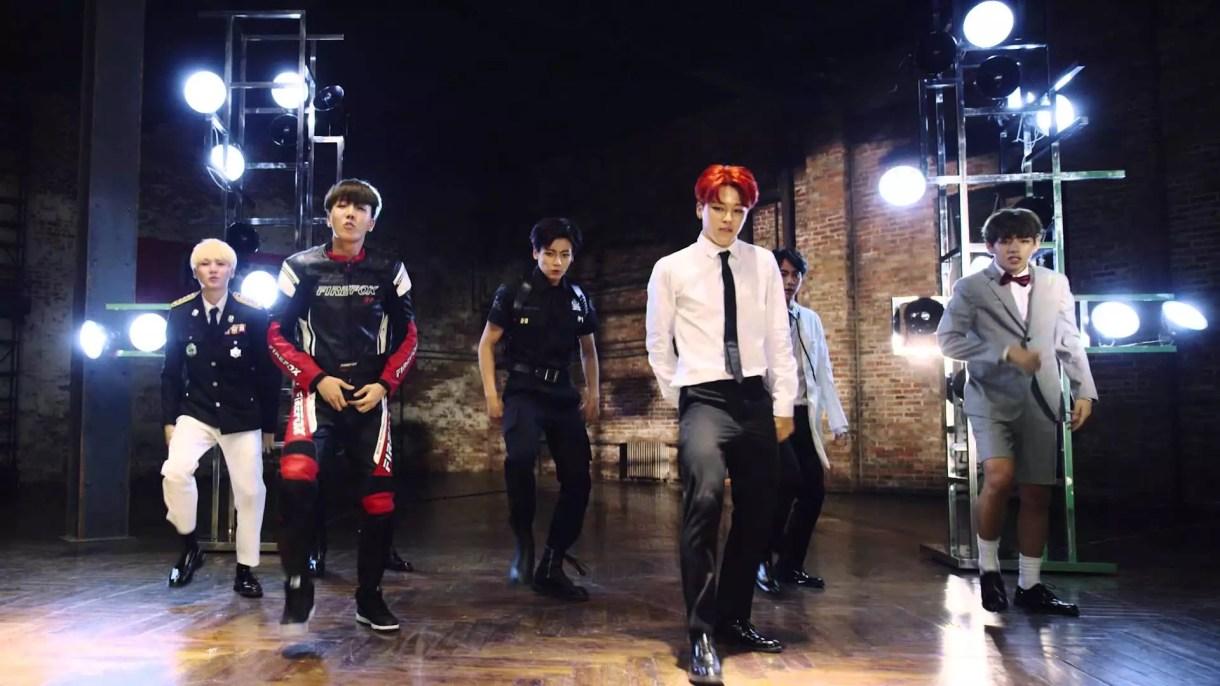 BTS-Dope