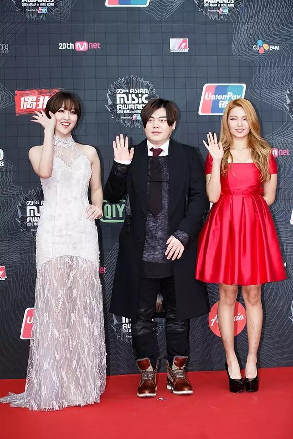 Moon Hee Jun, Shin Ah Young and Z.Hera