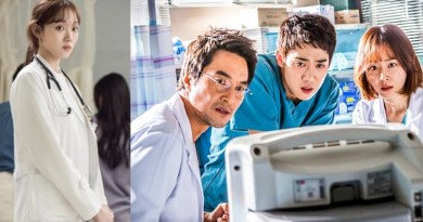 Lee Sung Kyung Returns to the Operation Room for Season 2 of Od Romantic Doctor Kim