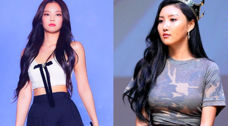 50 k-pop girl
