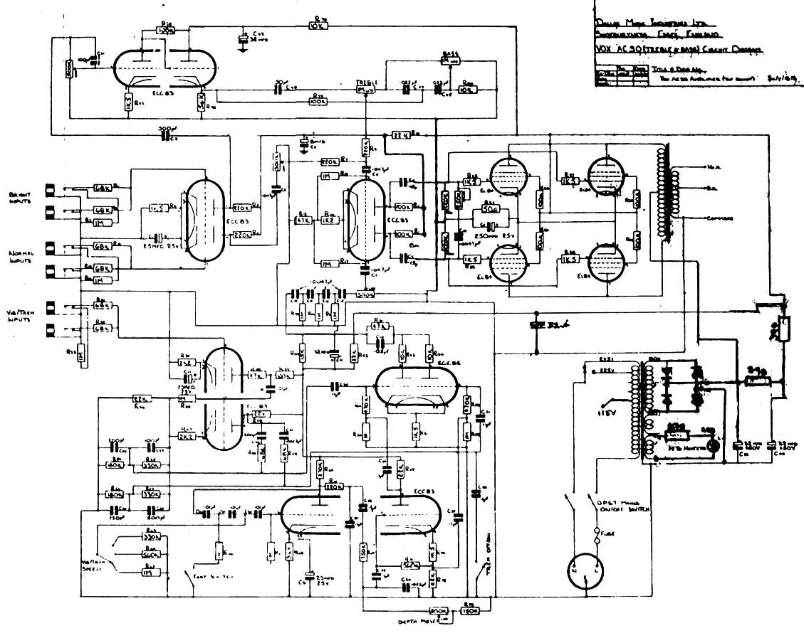 V Guard Up Circuit Diagram