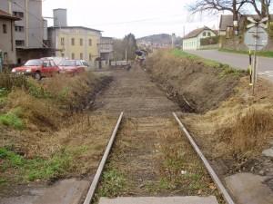 Sedlčany, listopad 2013