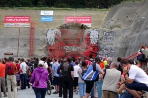 Tunel Ejpovice 11.6.2016