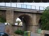 žst. Úvaly - most Výmola