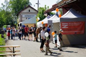 Modernizace trati Sudoměřice - Votice. Den otevřených dveří 25.5.2019
