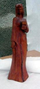soška sv.Barbory
