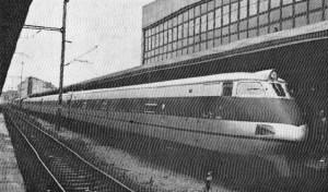 ETR 401 v žst.Praha-Holešovice