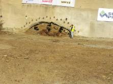Prorážka severního tunelu Ejpovice | foto: Metrostav
