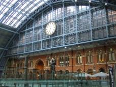Železniční stanice St Pancras cc-by-sa / 2.0 - © Thomas Nugent - geograph.org.uk/p/3158917