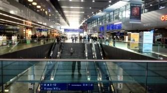 Wien Hauptbahnhof (Autor: Monika Csóková, koridory.cz)