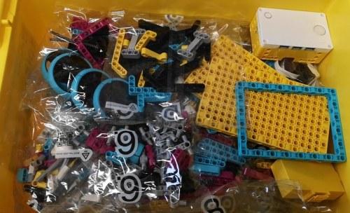 Το νέο ρομπότ της LEGO - Spike 528 κομμάτια