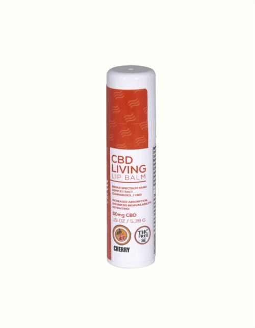 cbd Cherry Chapstick 50MG