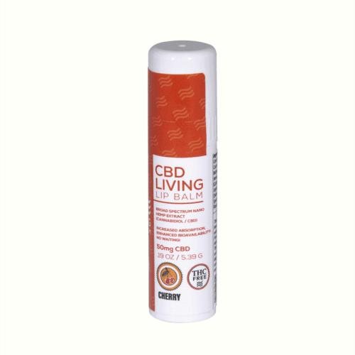cbd Cherry Chapstick 50MG