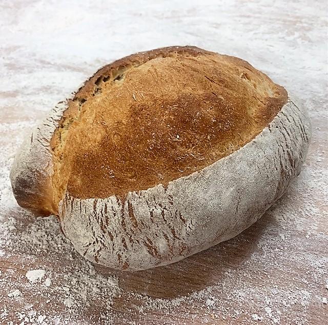 Brot aus Sommerdinkel