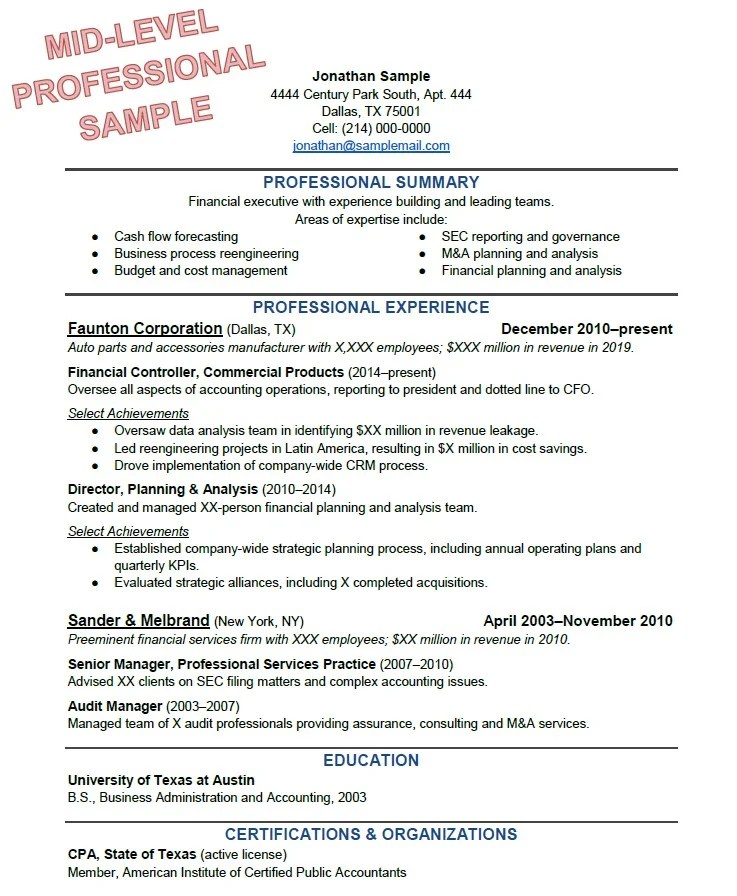 Develop, document, and implement action plans to address issues. The Three Best Resumes I Ve Ever Seen