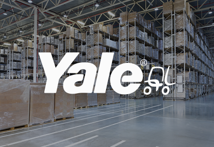 Yale Materials Handling Co. has been a longtime Koroberi client.