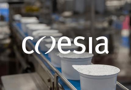 Coesia, a global industrial leader in packaging is one of Koroberi's many clients.