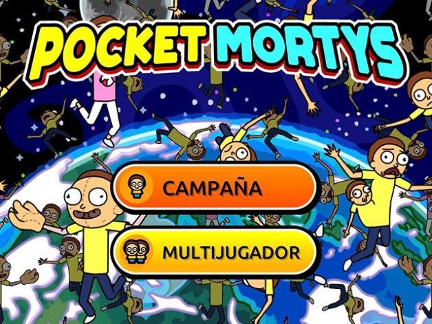 Pocket Mortys: Mi Opinión