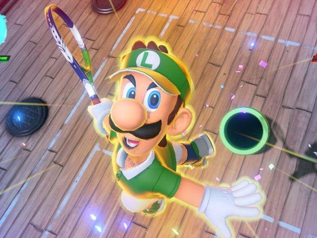 Mario Tennis Aces Análisis