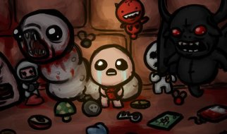 Cartas del Tarot The Binding of Isaac