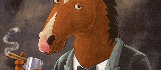 Bojack Horseman Acoso a Famosos y Crítica a Medios