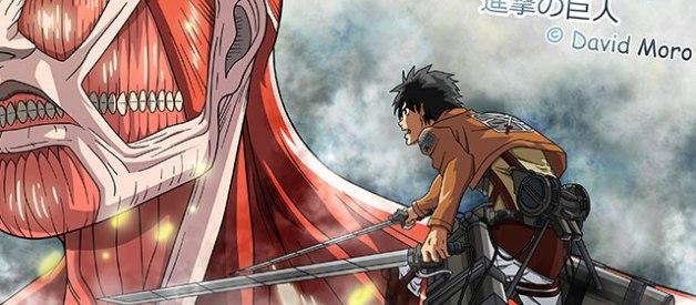 Shingeki no Kyojin Crueldad