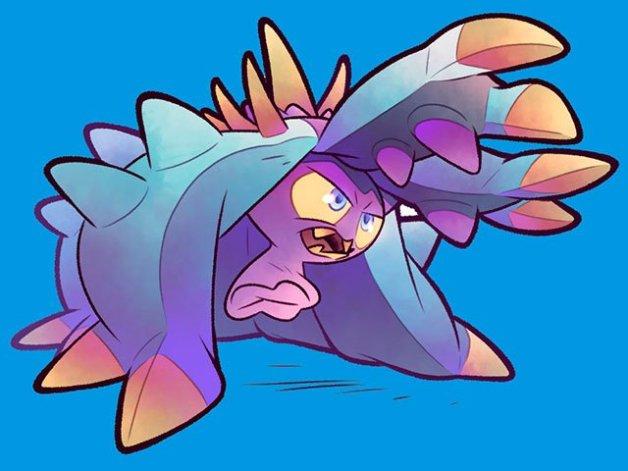 Toxapex Pokémon