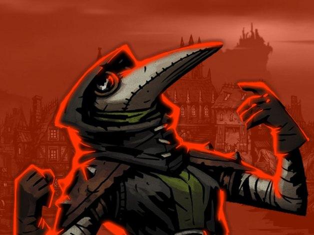 Médico de la Peste de Darkest Dungeon