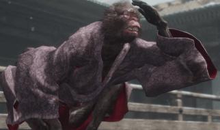 Monos del Biombo Sekiro