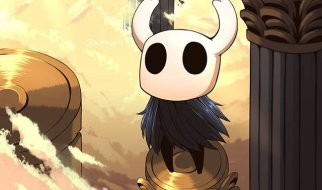 Panteones Hollow Knight