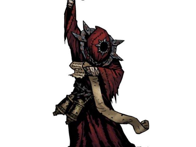 Nigromante Darkest Dungeon