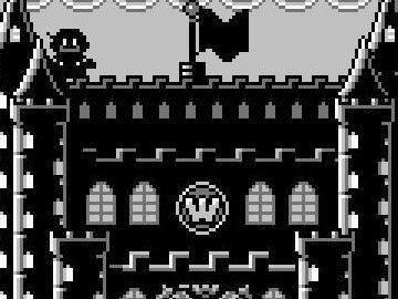 Castillo de Mario en Super Mario Land 2