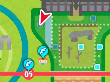 Localización de Dreepy en Pokémon Espada y Escudo