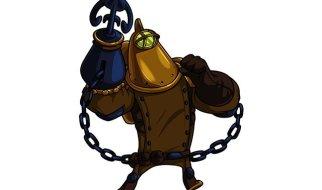 Treasure Knight Shovel Knight